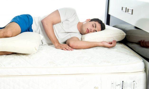 Como Dormir sem Dor na Coluna – Descubra AQUI!